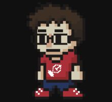 8-Bit Tom by GagQuartet