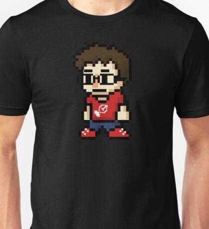 8-Bit Tom Unisex T-Shirt