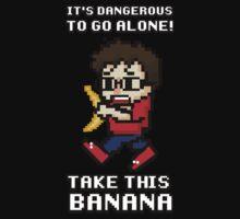 Take This Banana  Baby Tee