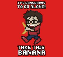 Take This Banana  by GagQuartet