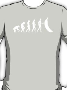 The Evolution of the Banana  T-Shirt