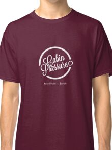 Cabin Pressure Abu Dhabi - Zurich Classic T-Shirt