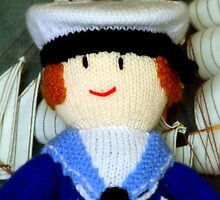 Knitted Dolls Fun 1 by Renata Lombard