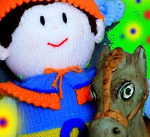 Knitted Dolls Fun 7 by Renata Lombard