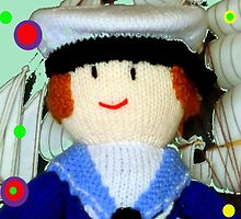 Knitted Dolls Fun 8 by Renata Lombard