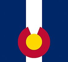 Smartphone Case - State Flag of Colorado  - Vertical by Mark Podger
