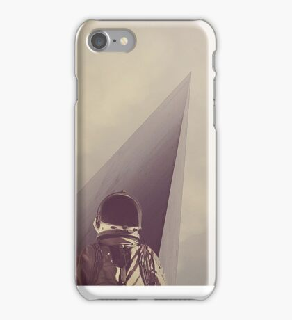 Point Omega iPhone Case/Skin