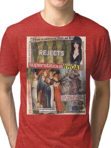 Just Ask Elvira Tri-blend T-Shirt