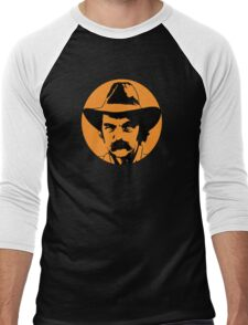 Blaze Foley Men's Baseball ¾ T-Shirt