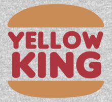Yellow King Logo by Prophecyrob