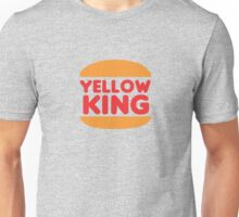 Yellow King Logo Unisex T-Shirt