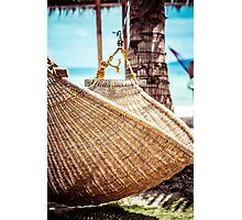 Hammock Photographic Print