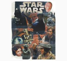Star Wars Homage Collage #2 T-Shirt