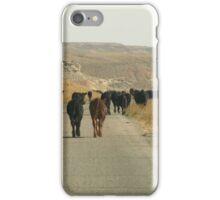 Rush hours in Wyoming iPhone Case/Skin