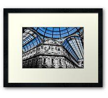 Vittorio Emanuele Gallery Framed Print