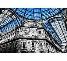 Vittorio Emanuele Gallery Photographic Print