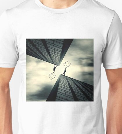 Symmetric inquisition Unisex T-Shirt