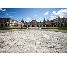The Royal Palace of Aranjuez. Spain Photographic Print