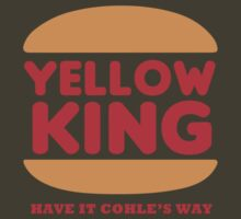 Yellow King Cohle Logo by Prophecyrob