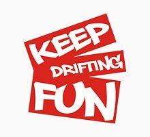 Keep Drifting Fun - Red T-Shirt