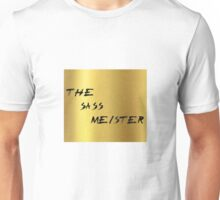 THE SASS MEISTER Unisex T-Shirt