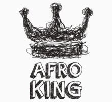 Afro King by Sofia Black