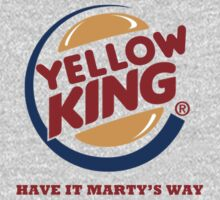 Yellow King Marty Logo 2 by Prophecyrob