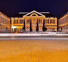 Nassau Nights: Rawson Square by Arclightstudios