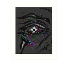 r3c3iv3 Art Print