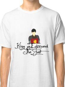 King Edmund The Just Classic T-Shirt