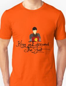 King Edmund The Just Unisex T-Shirt