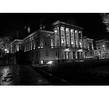 Town Hall  Photographic Print
