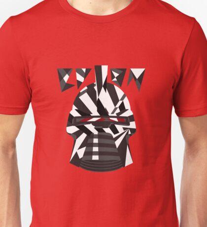 Dazzle Camo Cylon - Battlestar Galactica Unisex T-Shirt