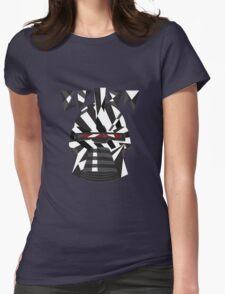 Dazzle Camo Cylon - Battlestar Galactica Womens Fitted T-Shirt
