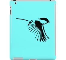 Small Bird in Flight iPad Case/Skin