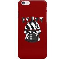Dazzle Camo Cylon - Battlestar Galactica iPhone Case/Skin