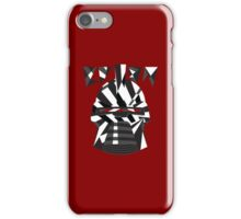 Dazzle Camo Cylon - Battlestar Galactica iPhone Case/Skin