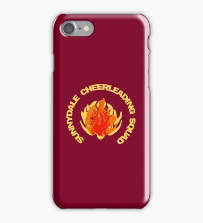 Sunnydale Cheerleading Squad - Buffy iPhone Case/Skin