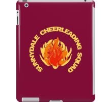 Sunnydale Cheerleading Squad - Buffy iPad Case/Skin