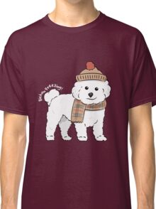Bichon Freezing! Classic T-Shirt