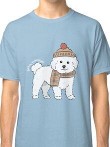 Bichon Freezing! Classic T-Shirt