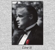 Live it: Don Corleone by TimVD