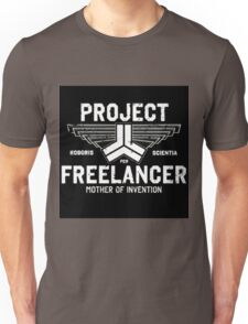Red vs Blue Project Freelancer Unisex T-Shirt