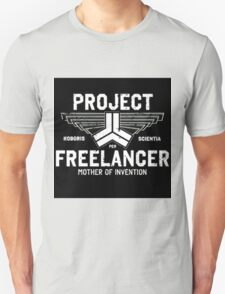 Red vs Blue Project Freelancer T-Shirt