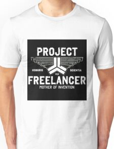 Red vs Blue Project Freelancer Unisex T-Shirt