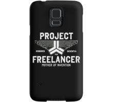 Red vs Blue Project Freelancer Samsung Galaxy Case/Skin