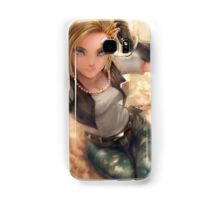 Android 18 Samsung Galaxy Case/Skin