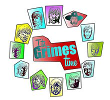 It's Grimes Time by EatmyDixon
