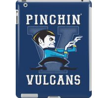 Pinching Vulcans iPad Case/Skin