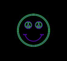 Peace Smiley by lucid-reality